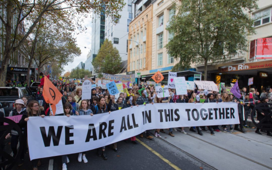 Rebel Reader: Global Climate Strike, QLD museum die-in, Interview with a rebel